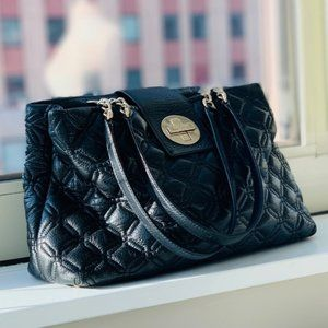 KATE SPADE Quilted Astor Court Elena Leather Bag